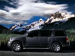 lifted nissan armada nissan pathfinder armada se 2004 pictures information u0026 specs