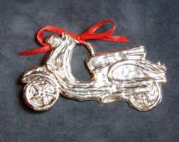 scooter ornament etsy