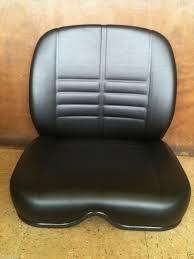 john deere 450g 455e 550e 450e at53038 at53037 seat cushions back