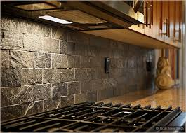 Stone Tile Backsplash Ideas Ideas Beautiful Stone Kitchen - Backsplash stone tile