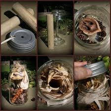 jar lantern diy
