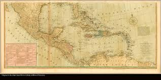 Northern America Map by Bottom Half Map Of North America Florida To Northern South