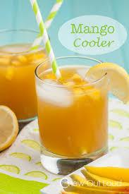 Mango Bomb mango cooler cocktail recipe mango cocktail beverage and easy
