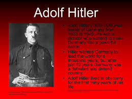 adolf hitler biography middle school thematic essay on adolf hitler research paper service mdhomeworkbopc