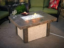 Concrete Patio Table Patio Ideas Outdoor Square Concrete Table With Pit
