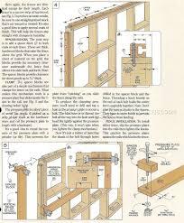 562 vertical panel saw plans circular saw shop pinterest