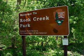 Interior Signs Trail Piney Branch Loop Rock Creek Park Dc Live And Let Hike