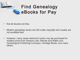 Find Barnes And Noble Find Genealogy Ebooks For Free And For Pay