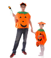 new party supplies cosplay halloween pumpkin costume child
