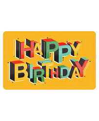 happy birthday gift card with greeting card gift cards macy u0027s