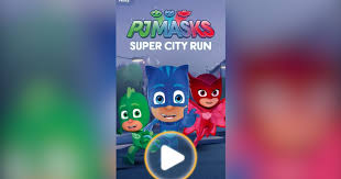 pj masks super run review gaming youngsters