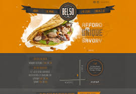 15 food and restaurant web designs webdesigner depot