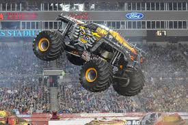 all monster jam trucks monster jam path of destruction hits metlife stadium 6 14 ticket