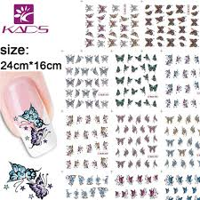 popular nail art water decals set buy cheap nail art water decals