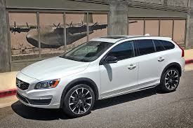 2016 volvo big rig one week with 2016 volvo v60 t5 awd cross country platinum