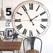 Scandinavian Wall Clock Big Ben Wall Clock House Junkie