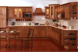 kitchen room kitchen with painted maple walnut cabinets large