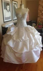 Preowned Wedding Dress Baracci Wedding Dresses For Sale Preowned Wedding Dresses