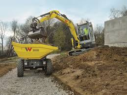 wacker neuson mini excavators find out all the technical