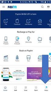how to send money using paytm inbox feature app h2s media