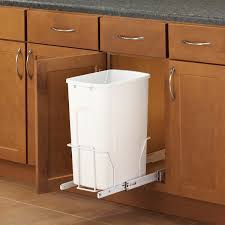 kitchen cabinet recycle bins kitchen cabinet waste containers