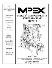 Marcy Diamond Elite Weight Bench Mpex Marcy Diamond Elite Md 9010 Manuals