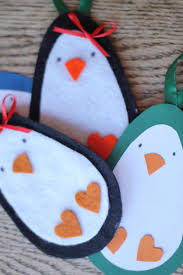 diy ornaments u0026 penguin gift tags crafts unleashed
