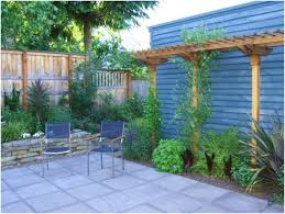 Simple Landscape Ideas by Backyards Superb Simple Backyard Simple Backyard Patio Ideas