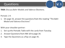 periodic table basics cards answers do now v 0 monday using the periodic table fill out as much of rm