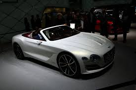 chrome bentley convertible electric bentley convertible concept proves evs don u0027t need to make