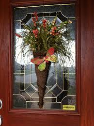 unique front door decorating ideas front door halloween plus