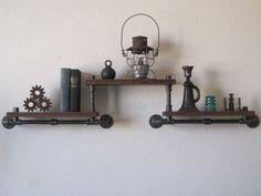 Black Pipe Shelving diy industrial pipe shelves lowes for the home pinterest