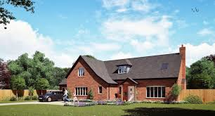 Chalet Houses Self Build Timber Frame House Designs Range Solo Timber Frame