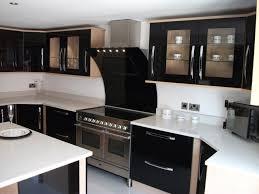 modern kitchen clock range cooker kitchen modern normabudden com