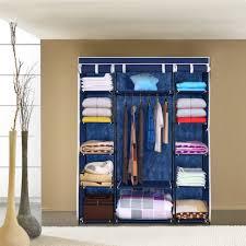 wardrobe homdox non woven wardrobeng practical cloth cabinet