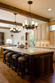 i thought this kitchen has a good cozy feel terrell hills country