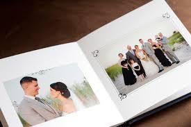 8 X 10 Photo Album 8x10 Wedding Al Beautiful Wedding Cake Display On A Sequined Table