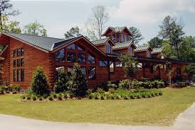 Wood Cabin Plans And Designs Casual Country Log Homes Southland Log Homes Florida Dealer Log