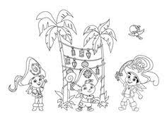 jake neverland pirates coloring pages party ideas