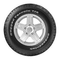 Rugged Terrain Vs All Terrain Bfgoodrich Rugged Terrain T A P235 75r16xl 109t All Season Tire