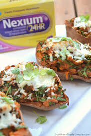 thanksgiving potatoes spicy twice baked sweet potatoes southern made simple