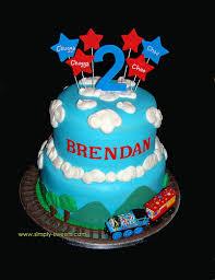 thomas the train cake decorations birthday party ideas