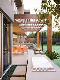 wohnideen minimalistischem pergola sliding pergolas house fgmf arquitetos house and pergolas