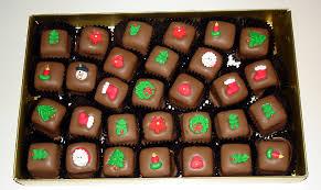 christmas chocolate christmas chocolateraparperisydan