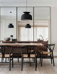 Best Black Lighting Images On Pinterest Black Table Lamps - Dining room table lamps