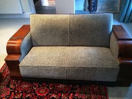Art Deco Armchairs For Sale Genuine 1930 U0027s Art Deco 3 Piece Lounge Suite Reduced To 650 For