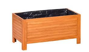 blumenkasten holz balkon pflanzenkübel holz blumenkasten aus holz günstig mein gartenversand