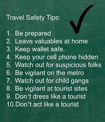 travel safety tips images Tourist safety tips paris version girl gone gallic jpg
