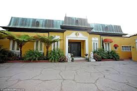 Bel Air Mansion Zsa Zsa Gabor U0027s Lavish 11million Bel Air Mansion Where She Died