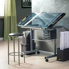 Lighted Drafting Table Drafting Table With Light Home Design Ideas And Pictures